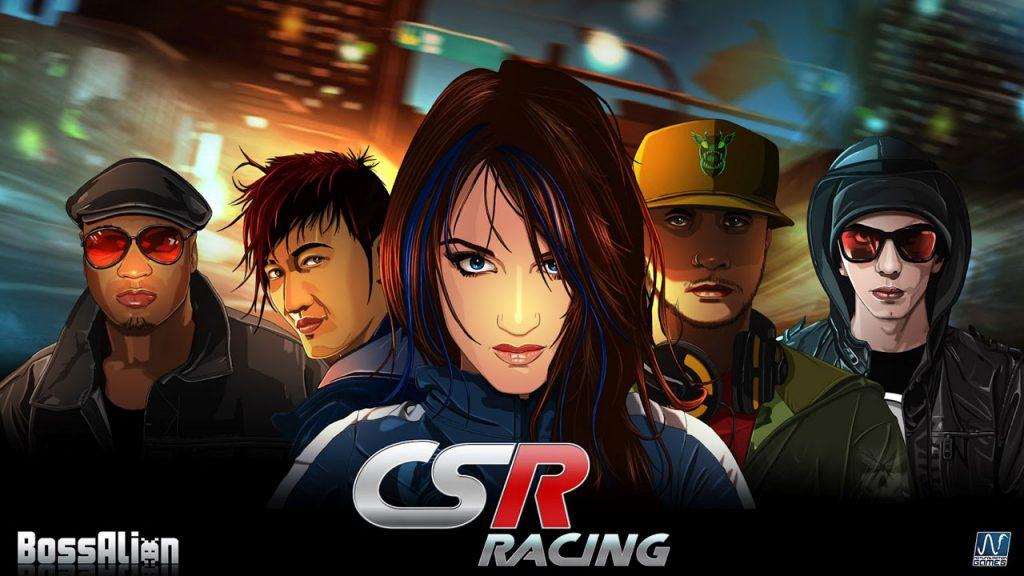 CSR Racing PC
