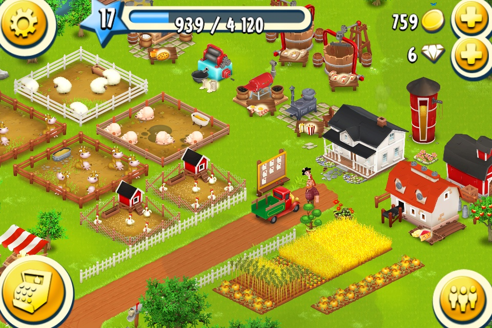 Hay Day Windows