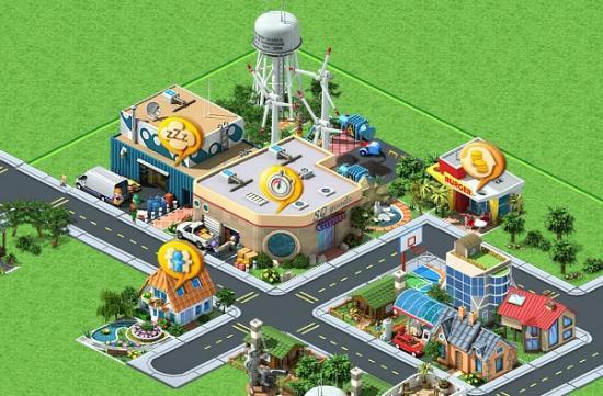 Megapolis game